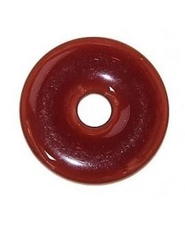Donut resina marrón 55mm