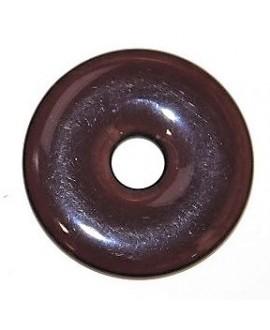Donut resina morado 55mm