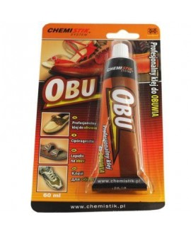 Pegamento Obu para cuero 60 ml