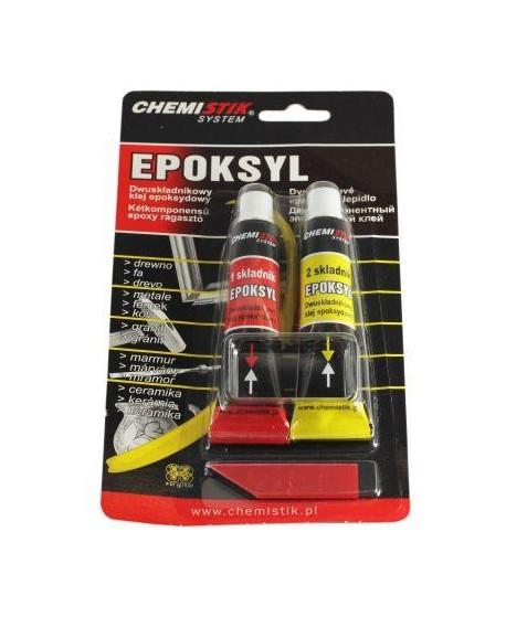 Pegamento dos componentes Epoksyl 20 g