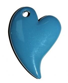 Colgante corazón 92mm paso 5mm