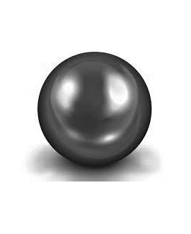 Nácar negra calidad superior 10mm, paso 1mm