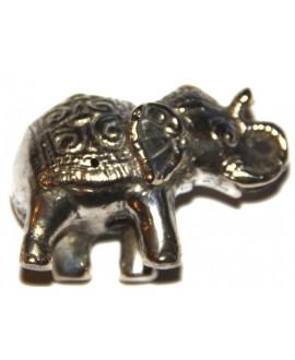 Amuleto elefante, 48mm de largo x 30mm de ancho x 24mm de altura