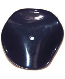 Donut resina ondulada azul 33mm paso 2mm