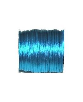 Cola de ratón 2mm color azul, precio por 3 metros