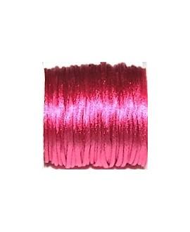 Cola de ratón 2mm color rosa, precio por 3 metros