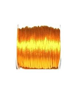 Cola de ratón 2mm color amarillo, precio por 3 metros
