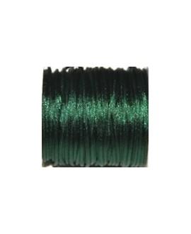 Cola de ratón 1,5mm color verde, precio por 3 metros