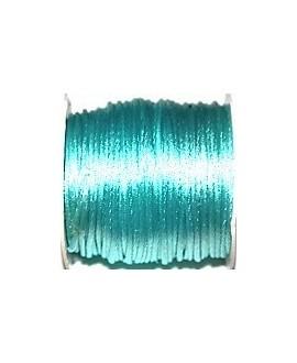 Cola de ratón 1,5mm color azul cielo, precio por 3 metros