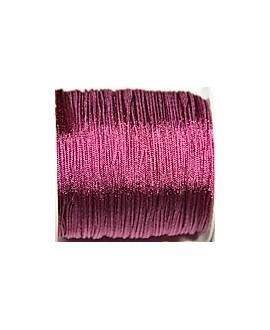 Cola de ratón 1mm color rosa, precio por 3 metros
