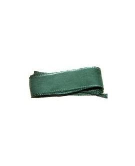Cinta de seda verde 105x2cm