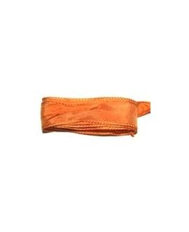 Seda naranja 110x2cm