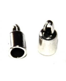 Terminal metal 14x6mm, paso 4mm