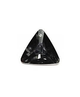 Cuenta cristal Swarovski black 25mm, precio por 5 unidades