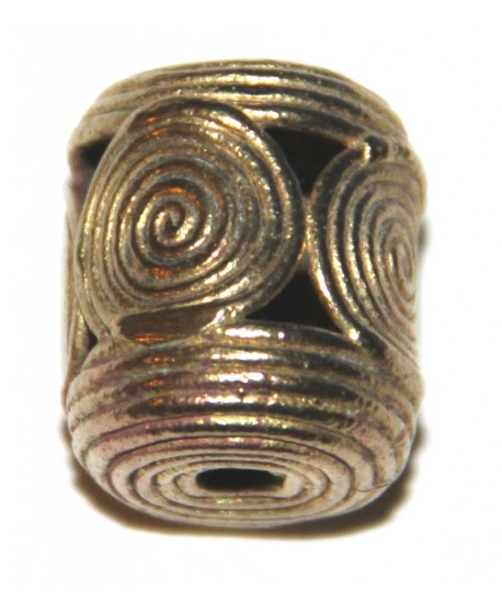 Tubo circulo 20x18mm, paso 3mm, precio por 5 unidades