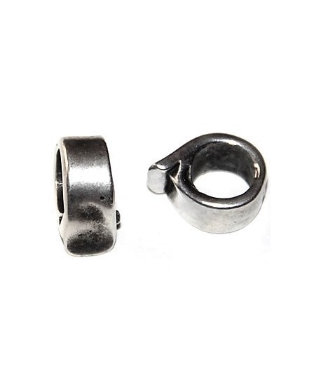 Venta on line de cuentas abalorios colgantes tubos for Bano de plata precio