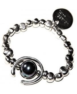 Solo una perla negra ...