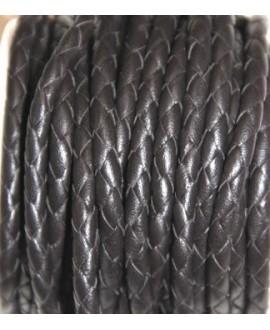 Piel de ciervo tejido  5mm, precio por metro, alta calidad