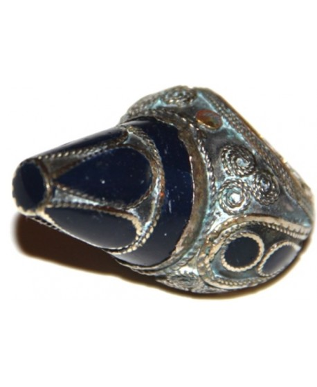 Anillo antiguo tribal, medida 18