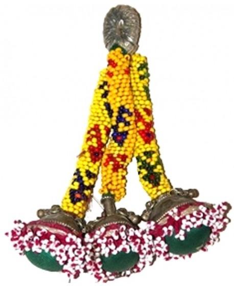 Borla Turkamani, largo 15cm