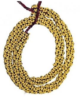 Cordón kuchi para montar collares o colgantes largo 53cm, ancho 10mm