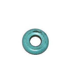 Turquesa donut, 25mm