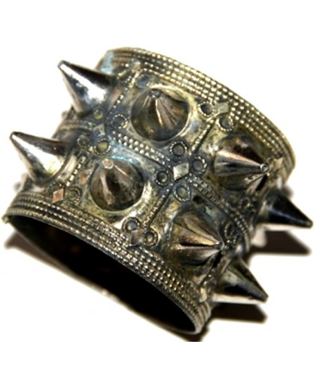 Brazalete antiguo SPIKE doble