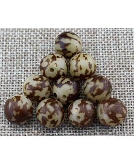 Cuentas semillas de Bodhi, 13mm