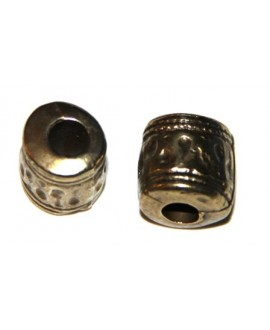 Barril 10x9mm, paso 3mm bronce