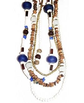 Collar Niamey (cuatro collares)