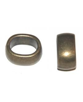 Entre-pieza regaliz, 7x15mm, paso 10x7mm