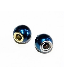 Perla acrílica calidad superior 12mm, paso 4mm
