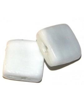 Blancas grandes, precio por 100 gramos, cristal indio
