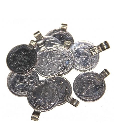 Monedas afganas 28mm, precio por unidad