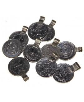 Monedas afganas 25mm, precio por unidad
