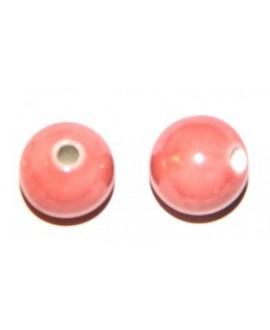 Porcelana rosa 12mm, paso 2mm