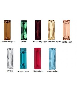 Swarovski 4547 Princess baguette  24x8mm
