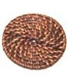 Discos 55mm, fibra natural