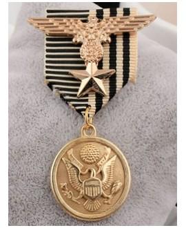 Medalla, insignia 80x35mm