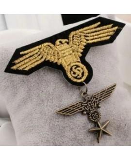 Medalla, insignia 90x35mm