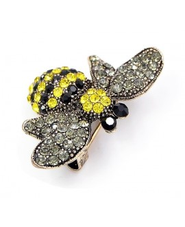 Broche  abeja 26x37mm