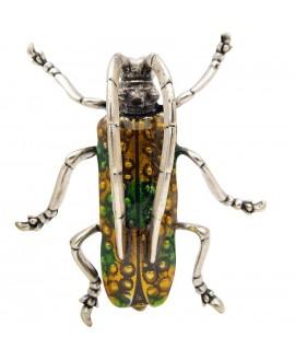 Broche escarabajo 44x38mm