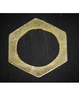 Entrepieza de bronce 65mm