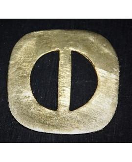 Entrepieza de bronce 68mm