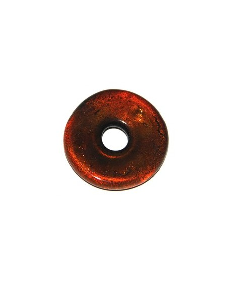 Donut  cristal indio 39x39x6mm