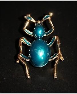 Broche hormiga 42x25mm