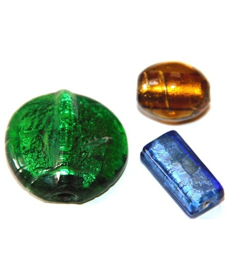 Cristal indio mix grande 14