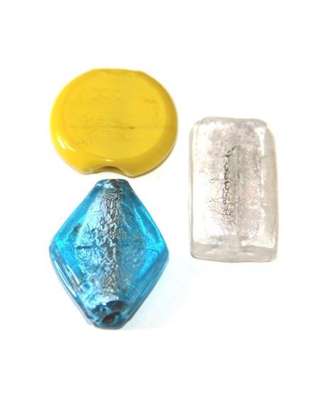 Cristal indio mix grande 6