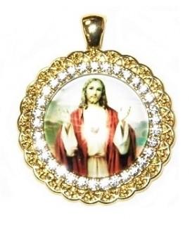 Medalla religiosa 38mm