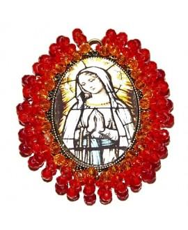 Medalla religiosa 65x55mm